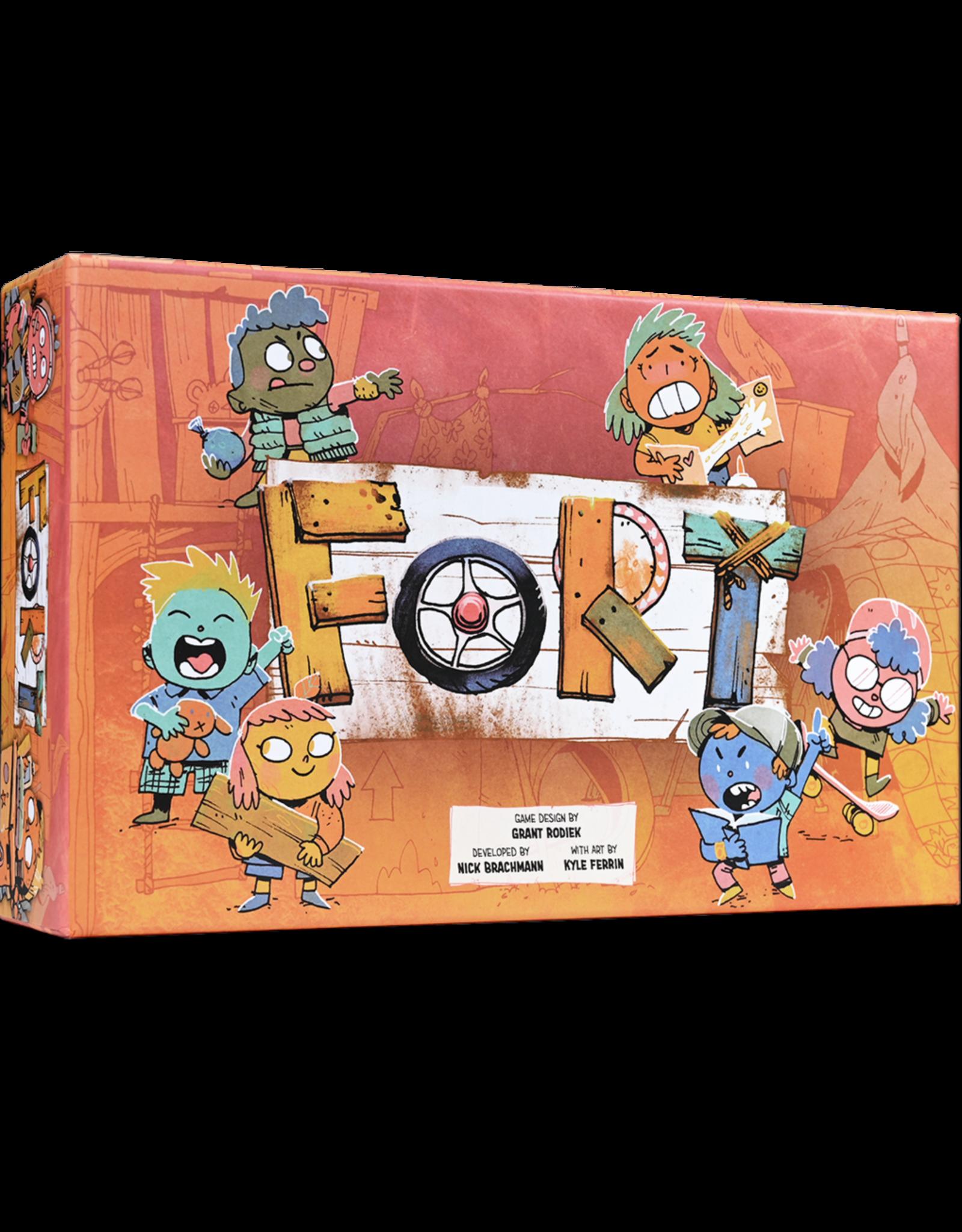 Leder Games Fort