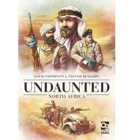 Osprey Publishing Undaunted North Africa