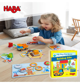 Haba My Very First Games: Building Site