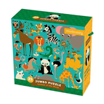 Mudpuppy Animals of the World 25 - Piece jumbo jigsaw puzzle