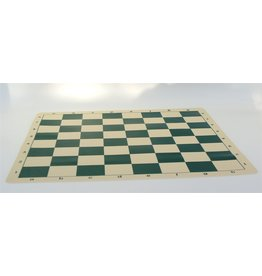 Worldwise Imports Chess Board Silicone Green/Ivory