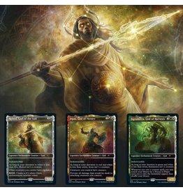 Magic: The Gathering Secret Lair Drop: Theros Stargazing Bundle: Vol. I-V