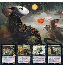 Magic: The Gathering Secret Lair Drop: Year of the Rat