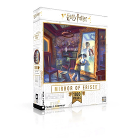 New York Puzzle Company HP Mirror of Erised 1000p