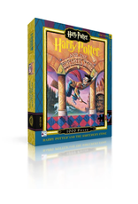 New York Puzzle Company Harry Potter and the Sorcerer's Stone 1000 Piece