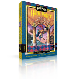 New York Puzzle Company HP Sorcerer's Stone 1000p