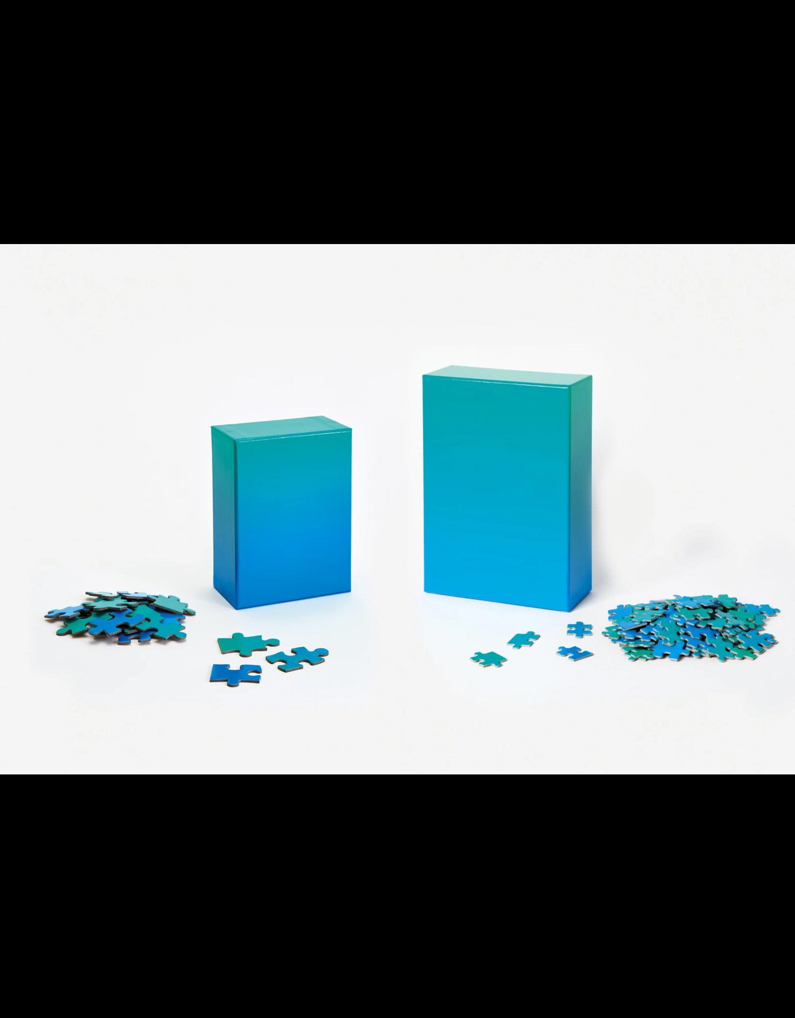 Areaware Gradient Puzzle Blue/Green 500p