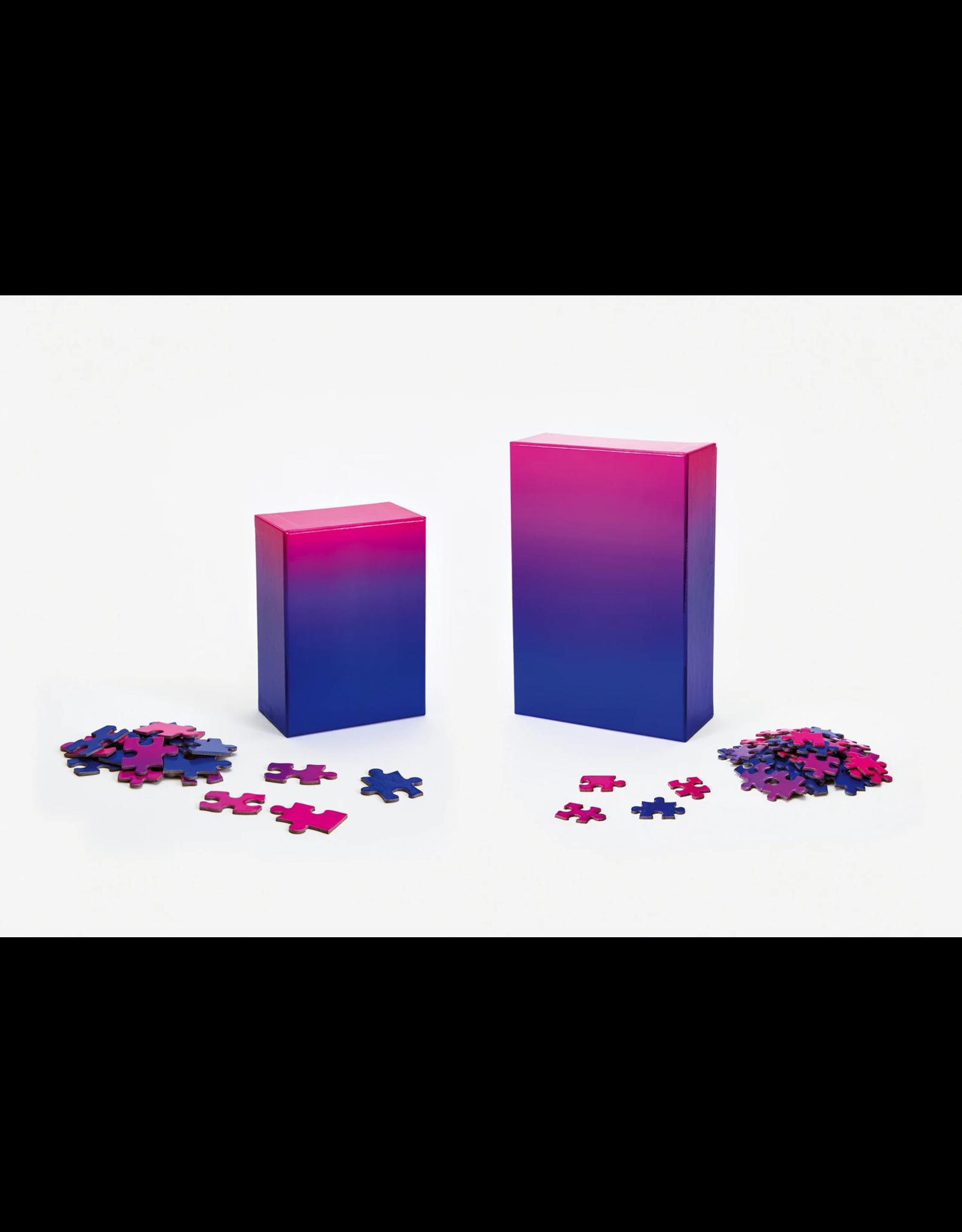 Areaware Gradient Puzzle Blue/Pink 500 Piece