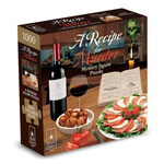 BePuzzled Mystery Puzzle: Recipe for Murder - 1000 Piece Jigsaw Puzzle