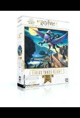 New York Puzzle Company Harry Potter: Sirius Takes Flight 1000 Piece