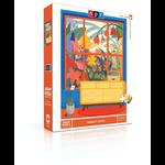 New York Puzzle Company Verdant Voices - 1000 Piece Jigsaw Puzzle