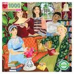 Eeboo Jane Austen's Book Club - 1000 Piece Jigsaw Puzzle