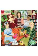 eeBoo Jane Austen's Book Club 1000 Piece