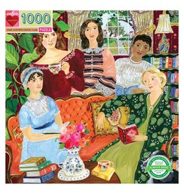 Eeboo Jane Austen's Book Club 1000p