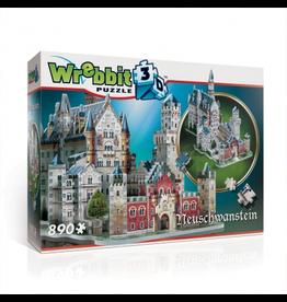 Wrebbit 3D Neuschwanstein Castle 890p