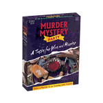 University Games Murder Mystery Party: A Taste for Wine & Murder