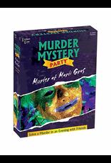University Games Murder Mystery Party: Murder at Mardi Gras