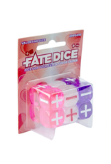 Evil Hat Productions Fate Dice: Valentine