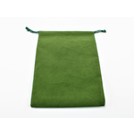 Chessex Dice Bag: Suede Green (L)