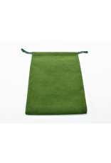 Chessex Dice Bag: Suede Green (Large)