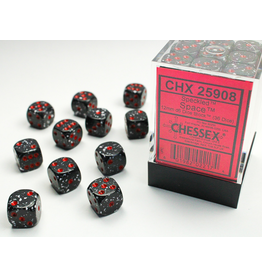 Chessex D6 Cube 12mm Space