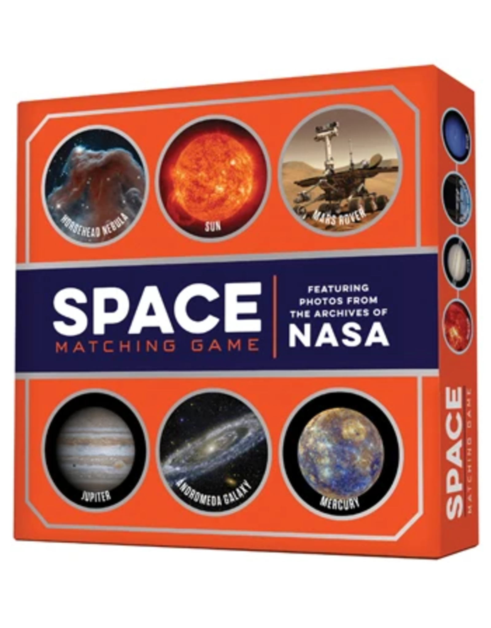 Chronicle Books Space Matching Game