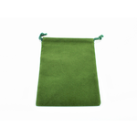 Chessex Dice Bag: Suede Green (S)