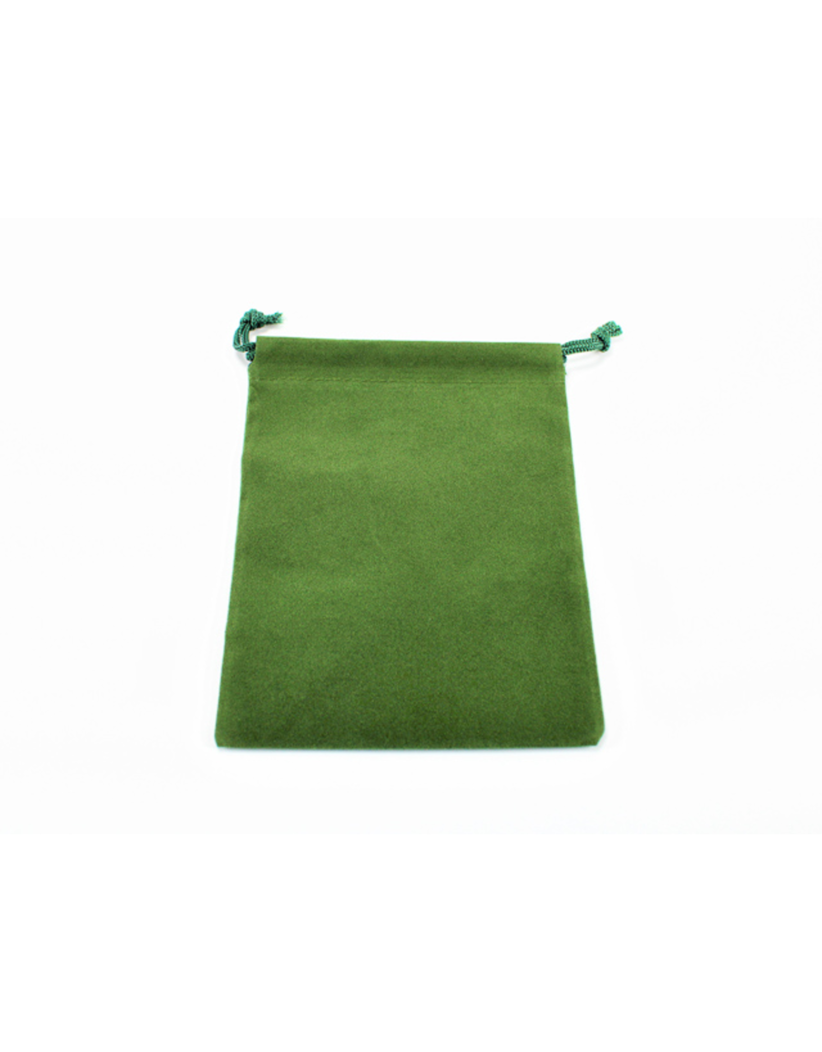Chessex Dice Bag: Suede Green (Small)