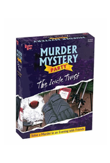 University Games Murder Mystery: The Icicle Twist