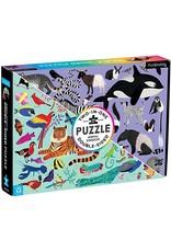 Hachette Animal Kingdom Double-Sided 100p