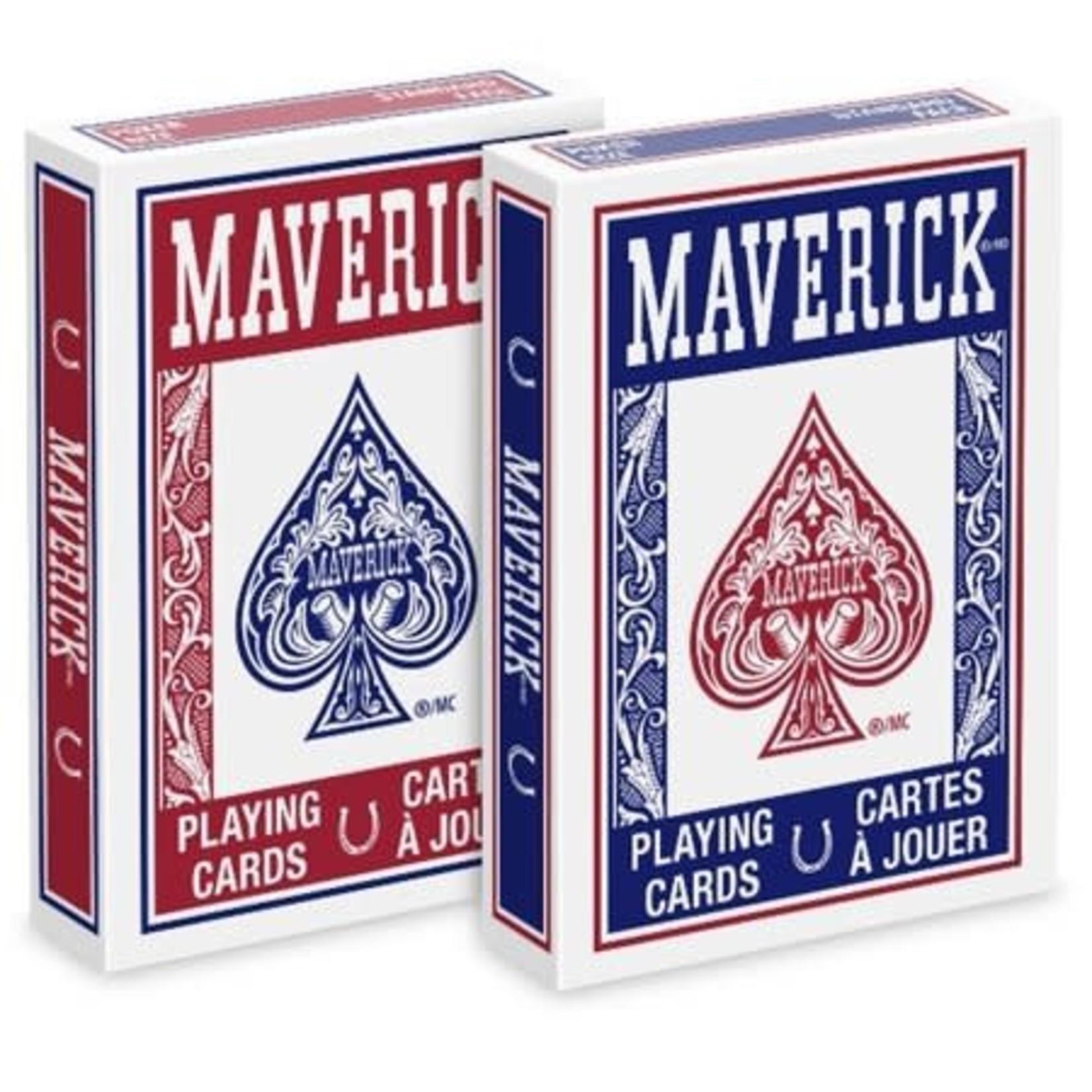 Bicycle Bicycle: Maverick Poker Cards
