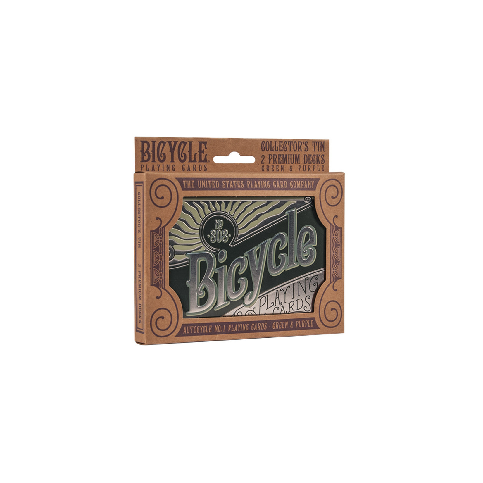 Bicycle Cards Bicycle Retro Tin Gift Set