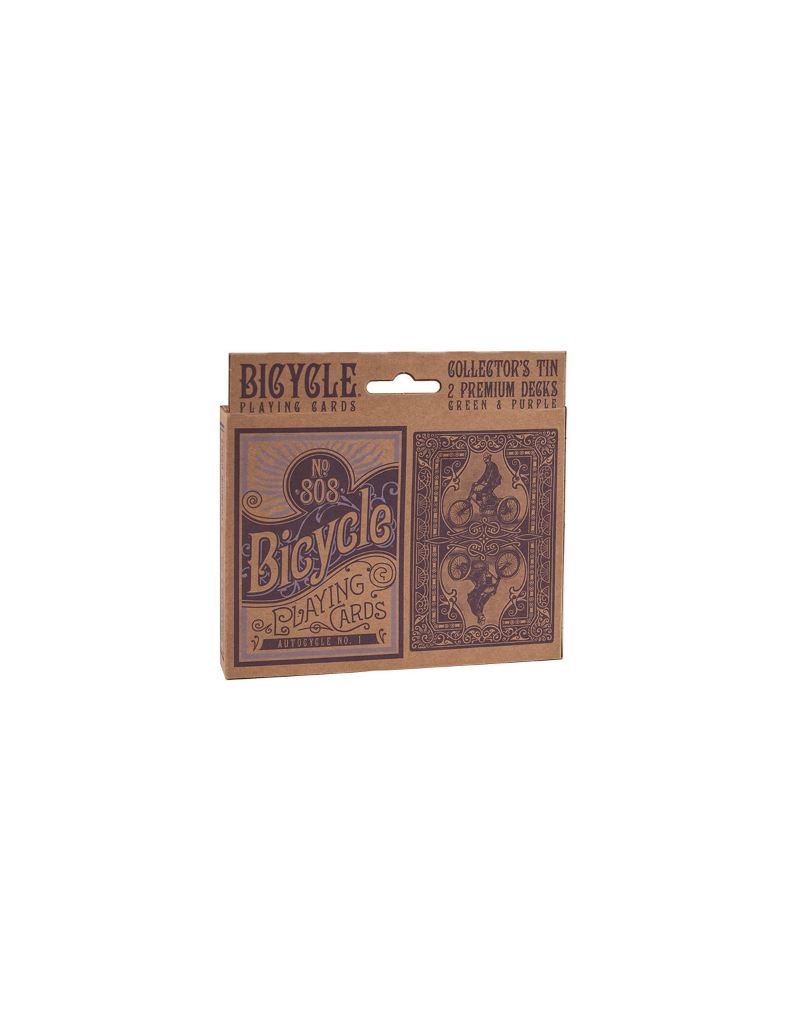 Bicycle Cards Bicycle Retro Tin Gift Set