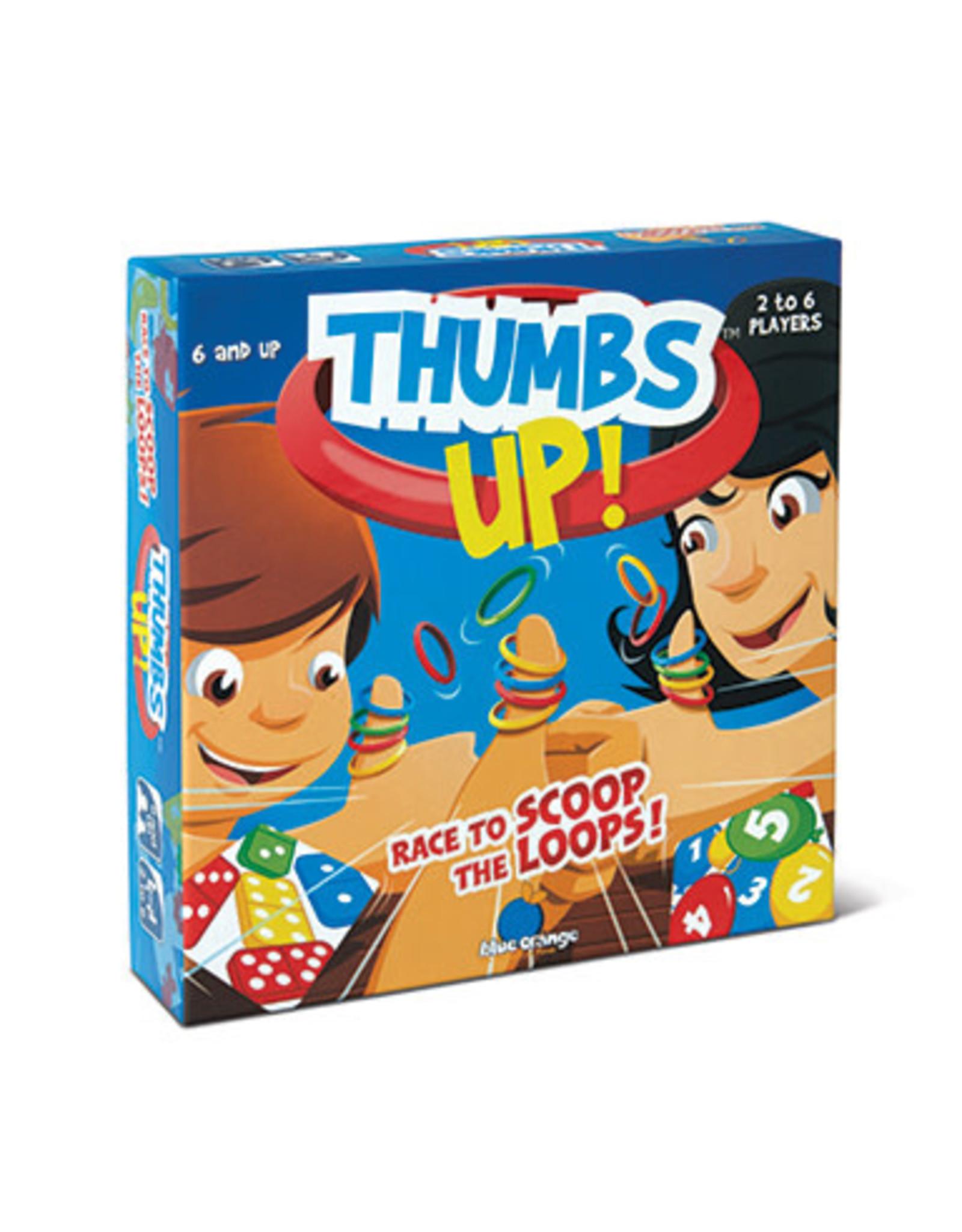 Blue Orange Thumbs Up! Big Box