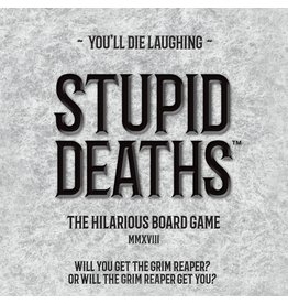 University Games Stupid Deaths
