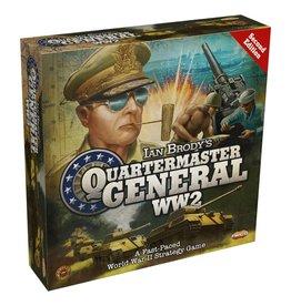 Ares Games Quartermaster General WW2 2E
