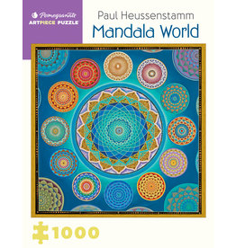 Pomegranate Mandala World 1000p