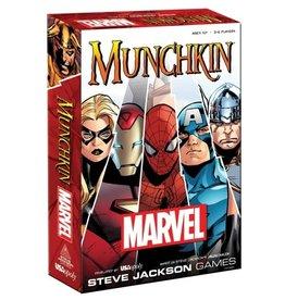 Usaopoly Munchkin Marvel