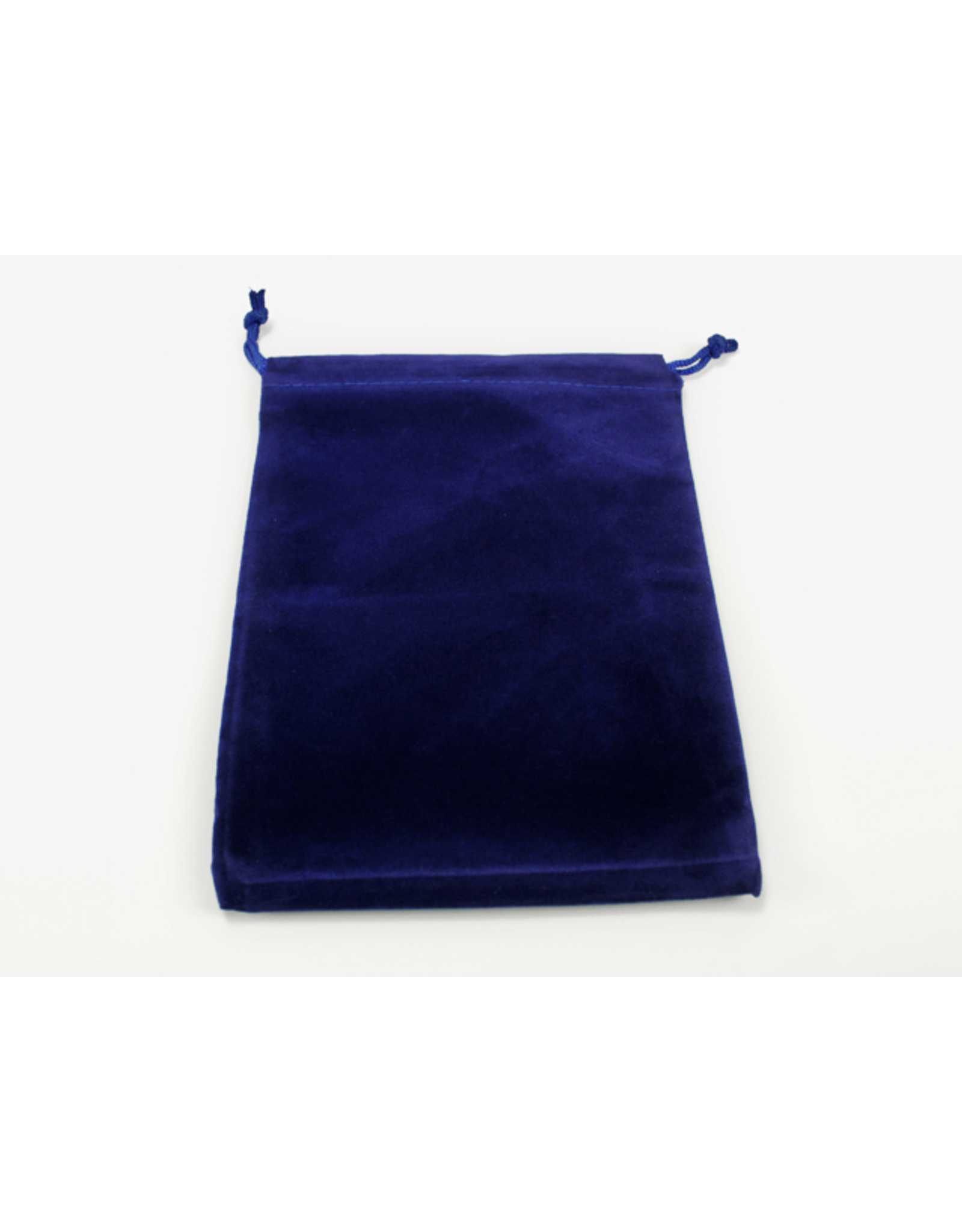 Chessex Dice Bag: Suede Royal Blue (Large)