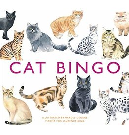 Hachette Cat Bingo