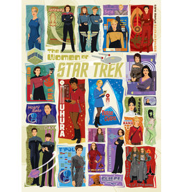 Outset Games The Women of Star Trek 1000p