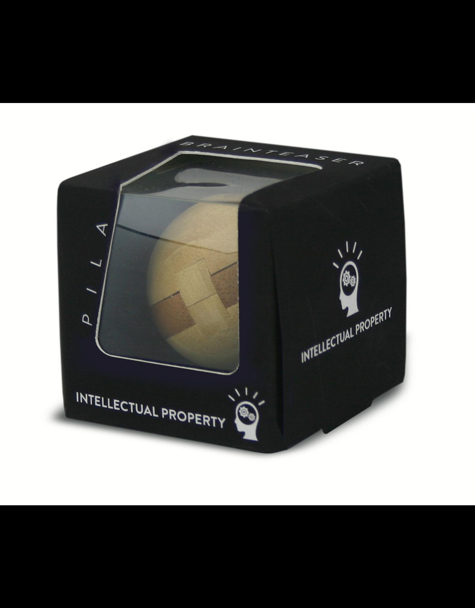 Project Genius Intellectual Property Puzzle: Pila