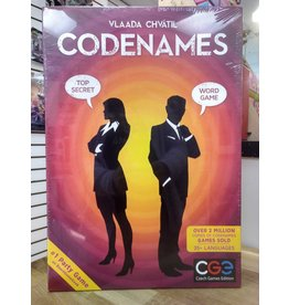 Czech Games Edition Codenames: Oversized 3-Pack