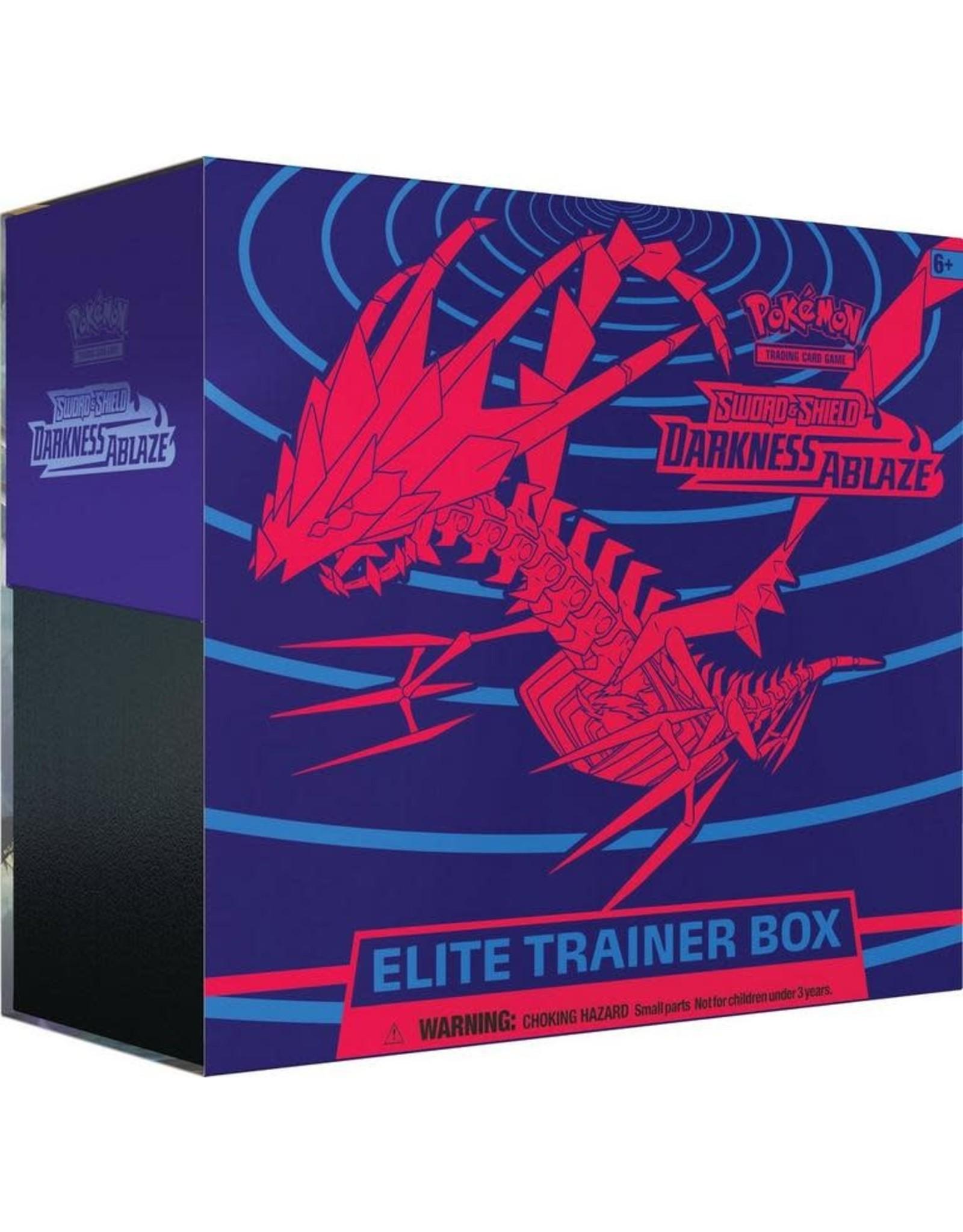 Pokémon PKM Darkness Ablaze Elite Trainer Box