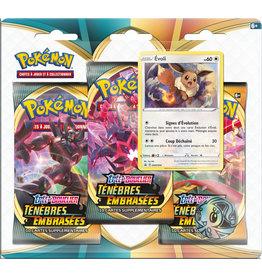 Pokémon PKM Darkness Ablaze 3-Booster Blister Pack