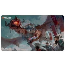 Ultra Pro Playmat Magic The Gatering  M21: Traitorous Greed, Version 4