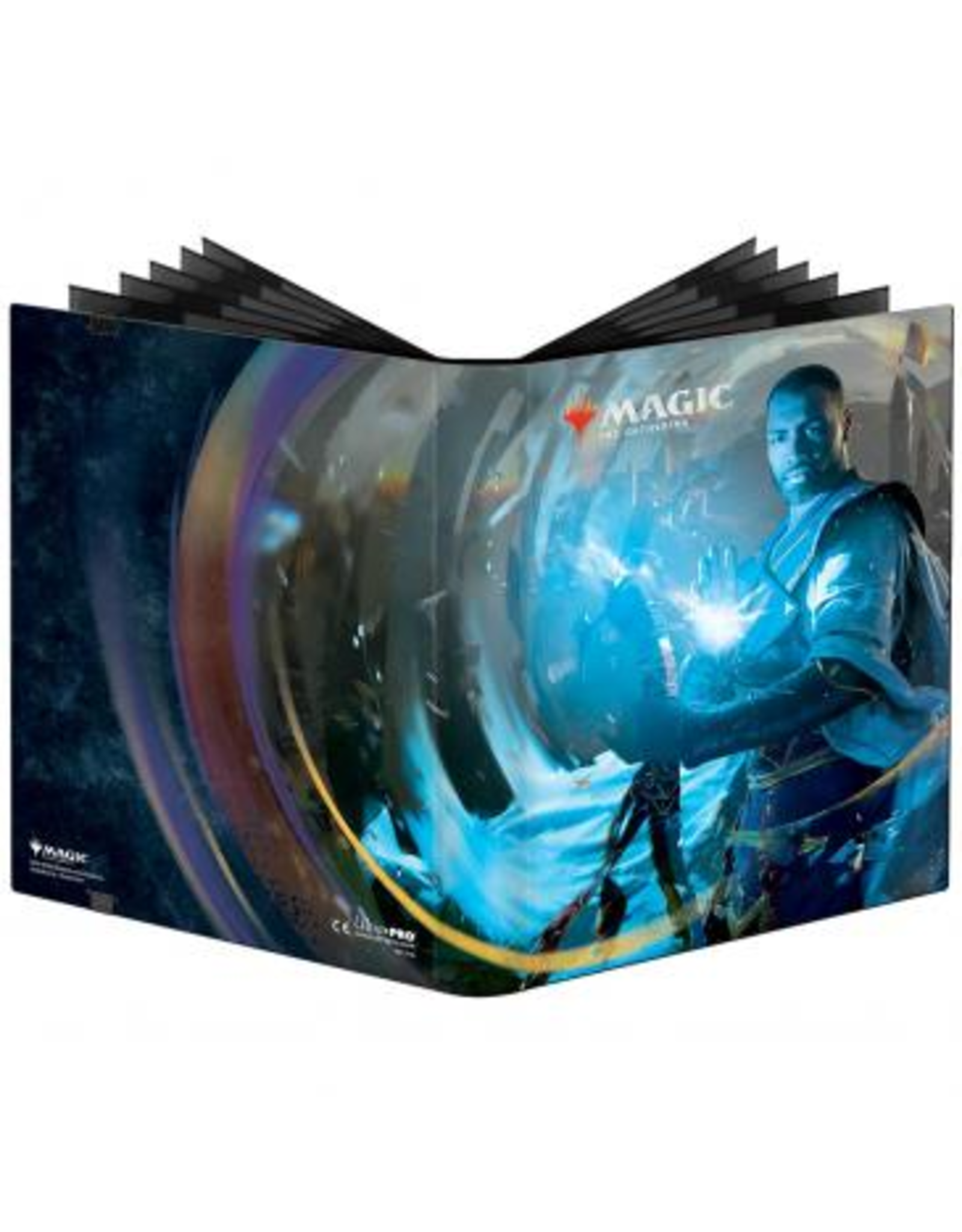 Ultra Pro Ultra Pro Binder: 9 Pocket Magic the Gathering M21 Core Set (Teferi Art)