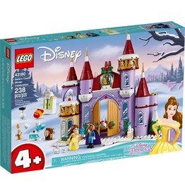 LEGO Lego Disney Belle's Castle Winter Celebration