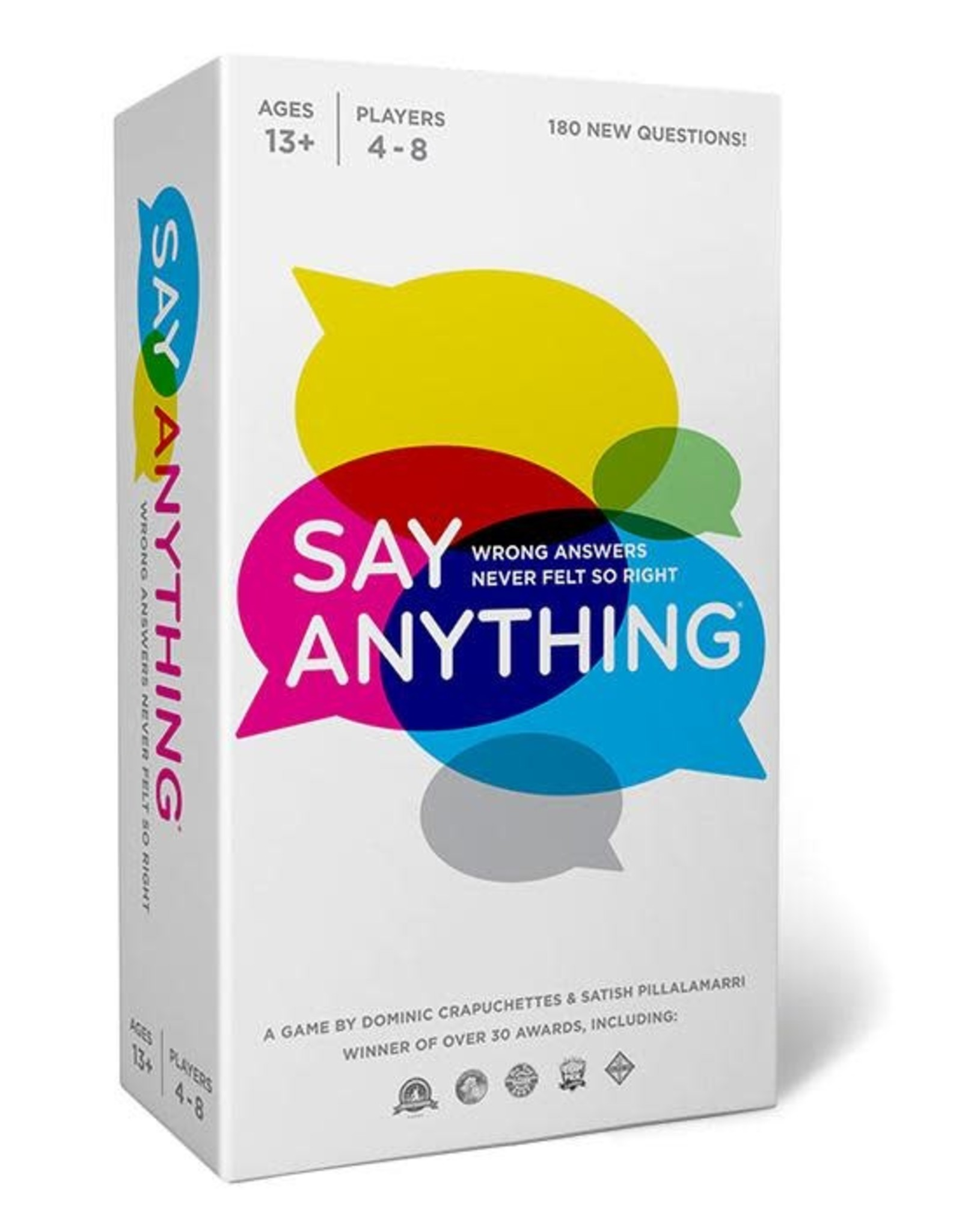 North Star Games Say Anything 10th Anniversary Edition