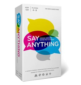 North Star Games Say Anything 10th Anniversary Edition